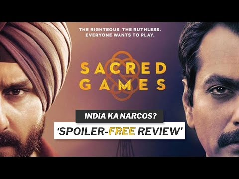 Is Sacred Games the *BEST* Indian TV Series? 🔥 | Netflix Sacred Games Season 1 Review Mp3