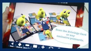 Lawak Kampus 10th Anniversary App Update -- Catch 4 new 3D Froggys with Kinokuniya!
