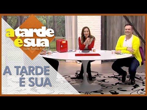 A Tarde é Sua (24/05/18)   Completo