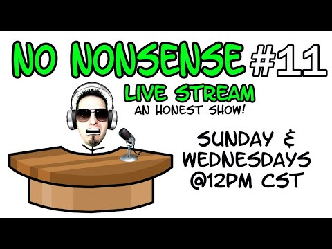 No Nonsense Live with YAGA #11 - Silver Linings, New Perspec