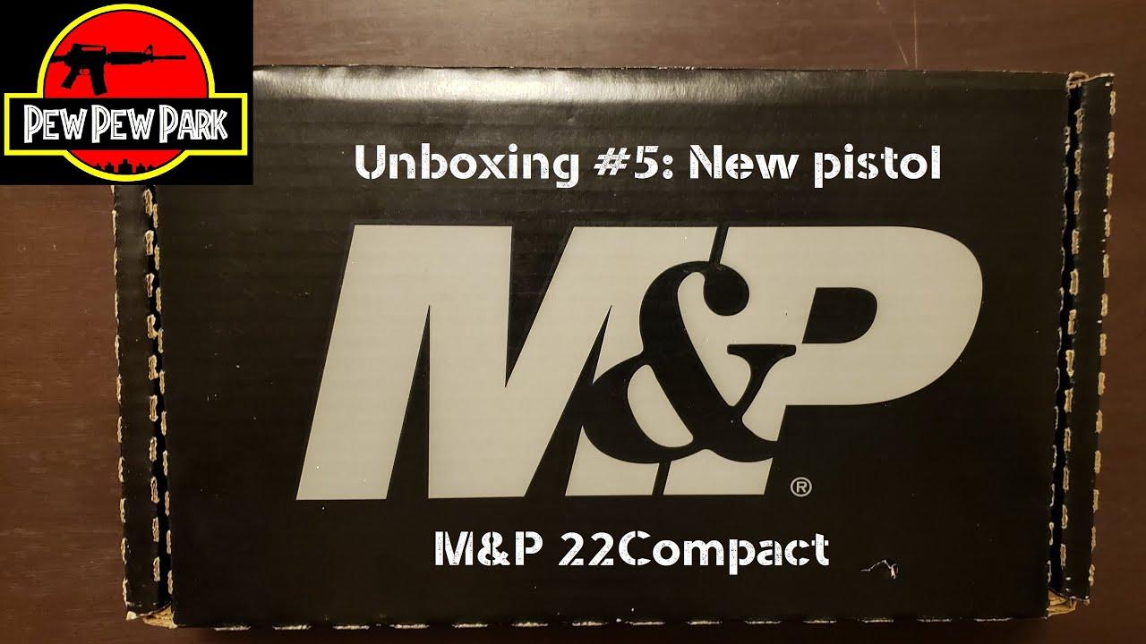 Unboxing #5: M&P22C