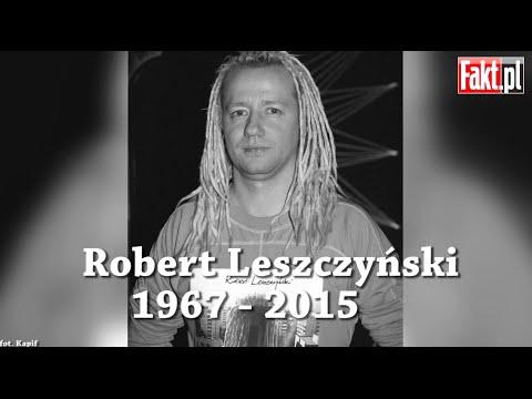 Tak przyjaciele żegnali Leszczyńskiego.