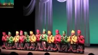 SAMAN DANCE IN SHIKOKU, JAPAN