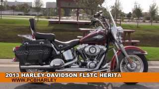 Used 2013 Harley DavidsonHeritage Softail Classic Motorcycle for sale