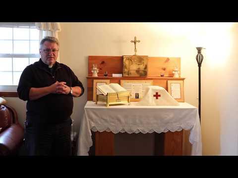 Spiritual Homework w/ Fr. Marcus Pollard | Remembering Your Intentions During Holy Week