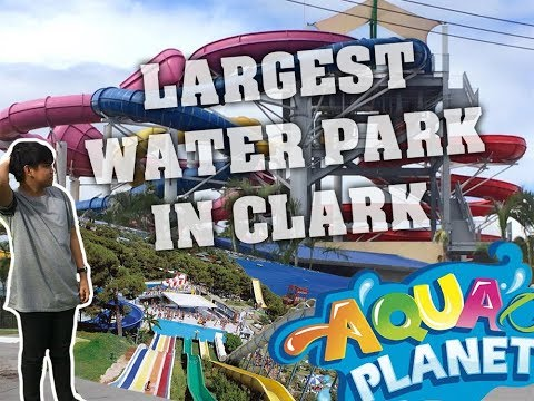 WE GO IN BIGGEST WATER THEME PARK IN CLARK PAMPANGA