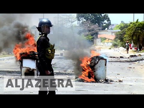 Gabon election 2016: At least three dead in violence