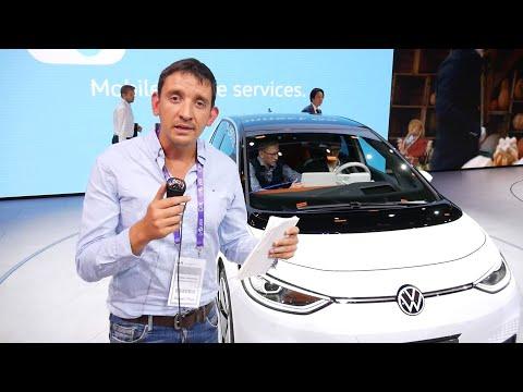 La Volkswagen ID.3 en détails au Salon de Francfort