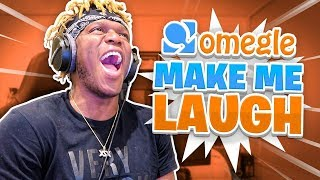 Download TRY TO MAKE ME LAUGH (OMEGLE) Mp3 and Videos