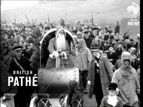 Father Xmas Arrives Early (1950)