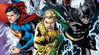 NGS Comic Reviews: Justice League Vol 3 Throne of Atlantis (Spoiler-Free)!