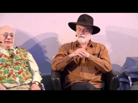THE SCIENCE OF DISCWORLD with Terry Pratchett at Science Gallery Dublin