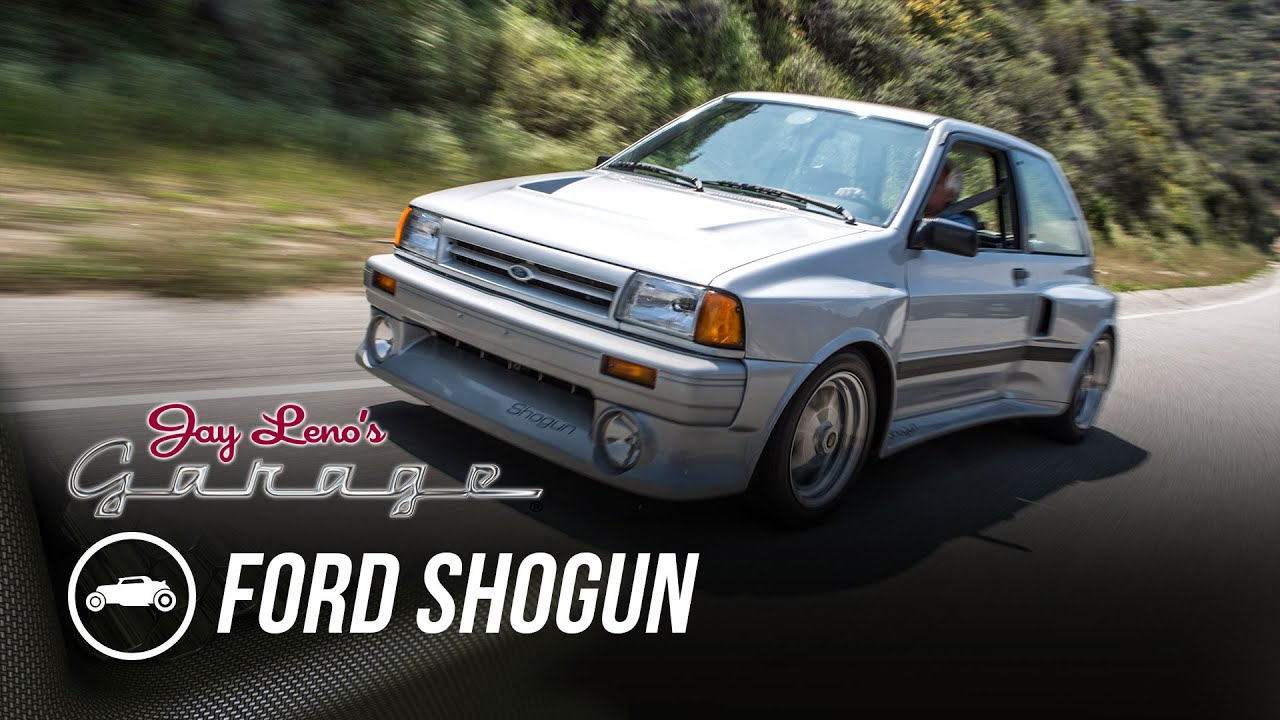 1989 Ford Shogun - Jay Leno's Garage