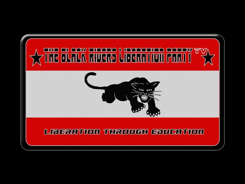 The Black Riders Liberation Party Presents the Revolution Show on PPR