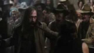 David Carradine - Best Knife Fight Ever! - The Long Riders