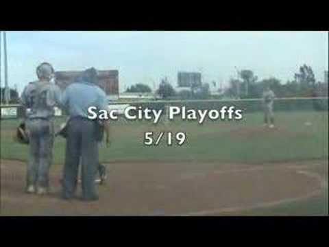 Ben Petersen Baseball Video Part 2