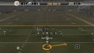 Madden NFL 06 PlayStation 2 Review - Widescreen Madden