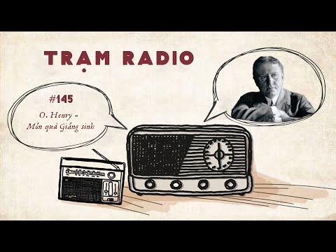 Trạm Radio số 145: O. Henry - Món quà Giáng sinh