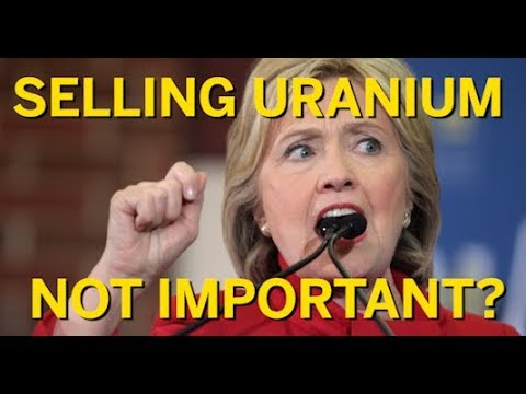 Uranium One Scandal just a Political Tactic says NY Times Reporter