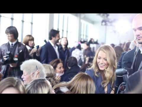 Michael Kors Fall 2014: Backstage