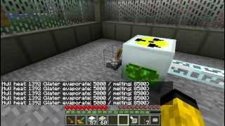 IC2 Гайд: Ядерный Реактор (часть 1)