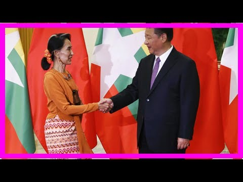 News today-Myanmar and China to cooperate on Economic Corridor, the nikkei asian review