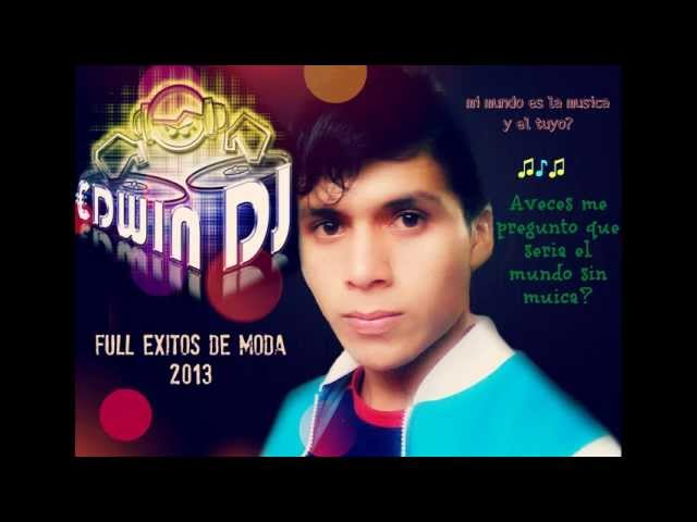 MIX AGUITA DE COCO - DjEdwin (EXITOS 2013) Videos De Viajes