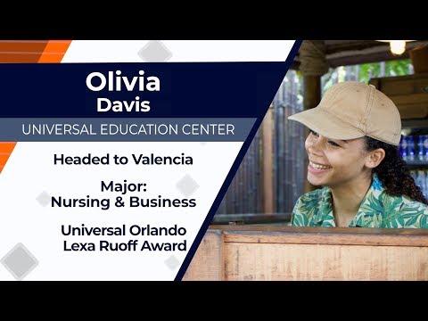 #OCPSGrads Universal Education Center - Olivia Davis