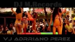 DJ M.Records & VJ Adriano Perez - New Promotional Video Sensation Mix Set thumbnail