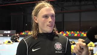 Pēcspēles intervija: FK Kurši - Rubene, 27.09.2020