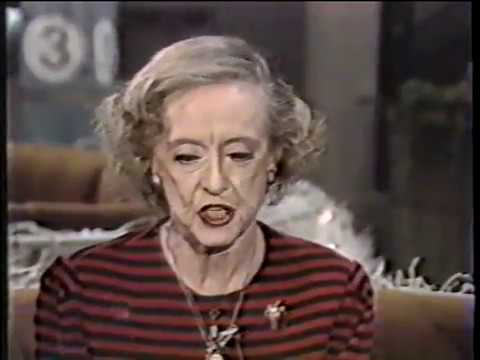 Betty Davis  Interview with Bill Tush -