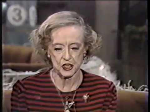 Betty Davis  Interview with Bill Tush -