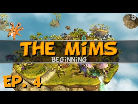 The Great Canyon! - Ep. 4 - The Mims Beginning - Let's Play