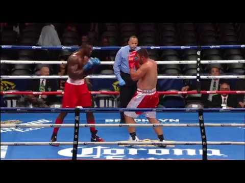 Efe Ajagba vs. Rodney Hernandez (Footage Courtesy of Premier Boxing Champions)
