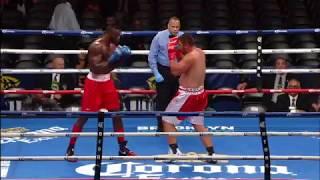Efe Ajagba vs. Rodney Hernandez FULL FIGHT (Footage Courtesy of PBC)