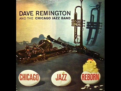 "Dave Remington Sextet ""Chicago Jazz Reborn"" 1955 FULL ALBUM"
