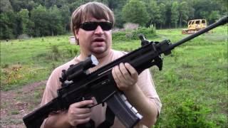 czech cz 805 s1 bren carbine review first shots
