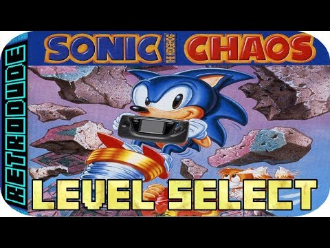 Sonic Chaos Gg Level Select Cheat Youtube