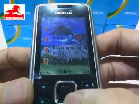 Nokia 6300 refurbished phone