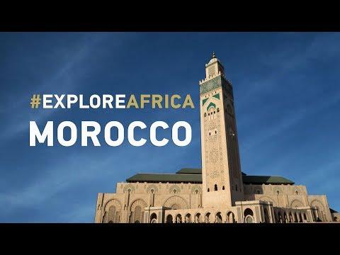 #ExploreAfrica: China-Morocco Economic Exchange