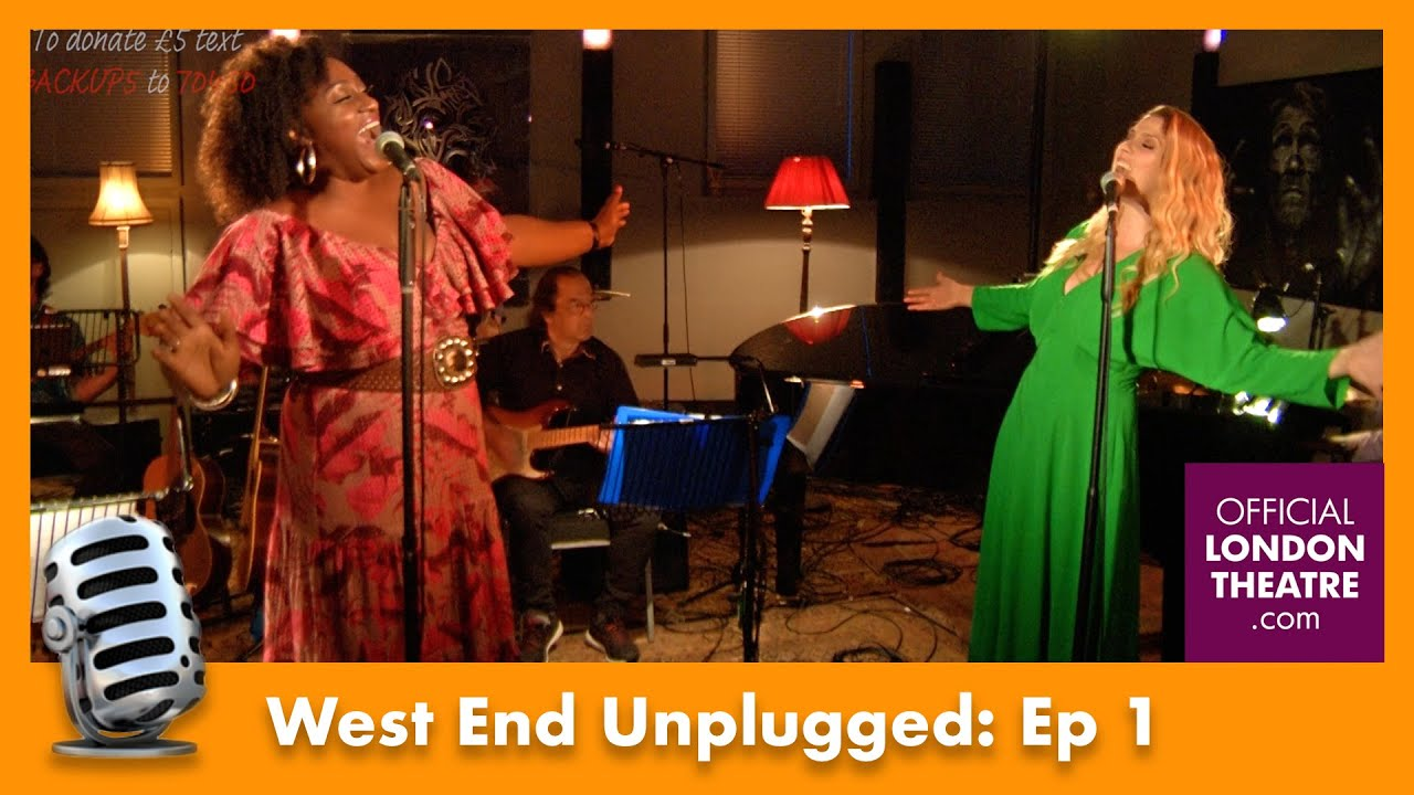 Download West End Unplugged: Ep 1   Alice Fearn, Tim Howar and Sandra Marvin