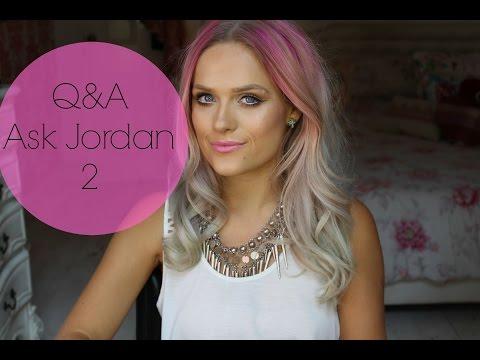 ASK JORDAN (2) Q&A
