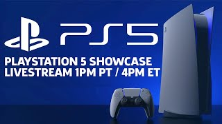 PS5 Showcase Livestream