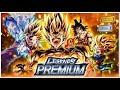 LEGENDS PREMIUM TICKET SUMMONS!   DB Legends