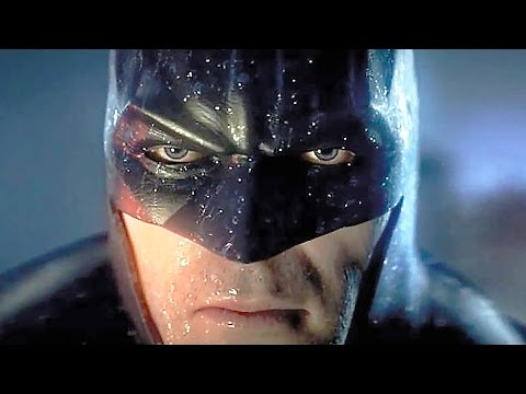 Batman Arkham City Remastered All Cutscenes Game Movie 60FPS