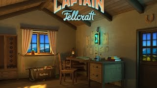 Captain Fellcraft Gameplay