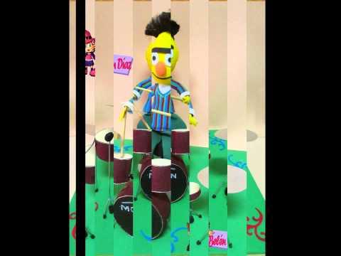 Fofucha Blas y su batería