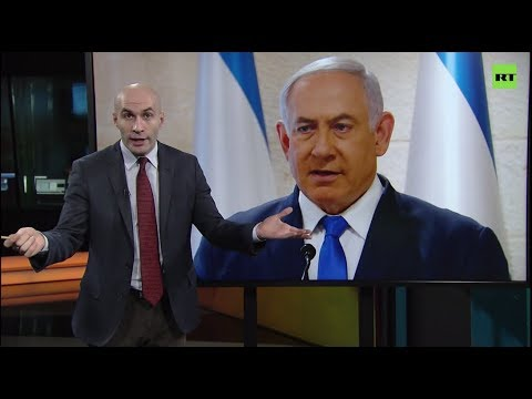 Big bad Iran: Bibi is at it again!