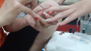 Vẽ Móng Đơn giản mà đẹp- beautiful nail