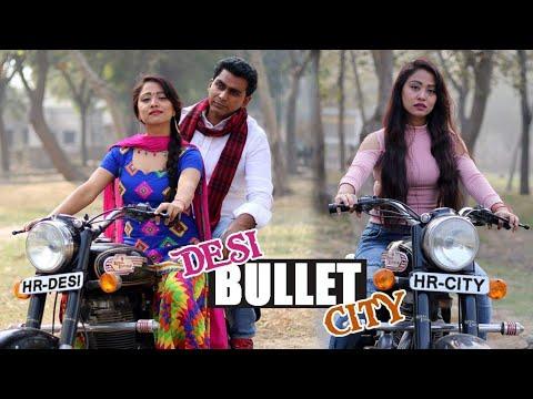 Desi vs City Bullet | Bullet Lovers | Faridabad Rockers |
